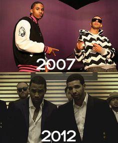 Upgrade! Drake and Trey Songz