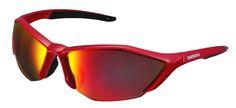 Очки S61R-PL красные