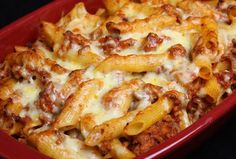 Traditional Italian-American Baked Ziti (Ziti al Forno) | Enjoy this authentic Italian-American recipe from our kitchen to yours. Buon Appetito!