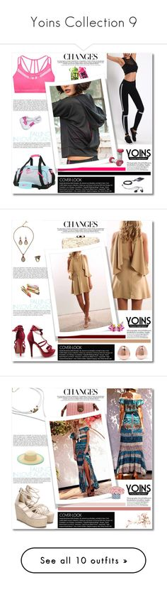 """Yoins Collection 9"" by zulaltprk ❤ liked on Polyvore featuring yoins, yoinscollection and loveyoins"