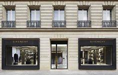 Givenchy Store Paris | Joseph Dirand