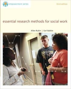 Statistics for the behavioral and social sciences a brief course essential research methods for social work 3rd edition by allen rubin earl r babbie isbn 13 978 0840029133 fandeluxe Image collections