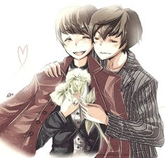 Kyumin - This is for you by Fuko-chan.deviantart.com on @deviantART