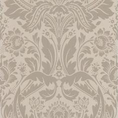 Graham & Brown Desire Taupe Wallpaper, 5011583047325
