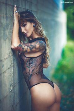 Deborah - Stunning tattoed girl