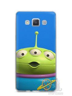 Capa Capinha Samsung A7 2015 Aliens Toy Story #1 - SmartCases - Acessórios para celulares e tablets :)
