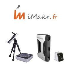 3D сканеры на iMakr