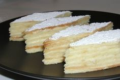 "Terrific Romanian Cake – 'Alba ca Zapada' – ""Snow White"" The post Romanian Cake – 'Alba ca Zapada' – ""Snow White""… appeared first on Amas Recipes . Sweets Recipes, Cake Recipes, Yummy Treats, Delicious Desserts, Romania Food, Romanian Desserts, Good Food, Yummy Food, Food Cakes"