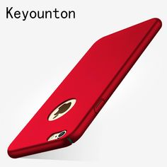 New Case For iPhone 6 4.7&5.5 inch Matte Hard Back Cover Mobile Phone Bags Cases protection For Apple iPhone 6 6S Plus //Price: $4.47//     #Gadget