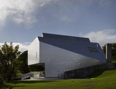 Regional Cultural Centre / MacGabhann Architects / Irlanda #architecture
