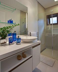 Projeto studio IB Decoration, Cuba, Bathroom Lighting, Vanity, Mirror, Furniture, Design, Home Decor, Appliance Cabinet