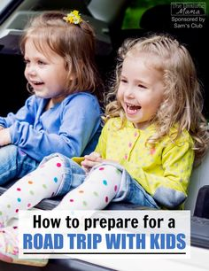 5 tips for preparing for road trips with kids