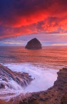 Cape Kiwanda,Pacific City,Oregon ,USA