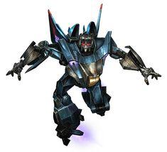 Transformers War for Cybertron Thundercracker.
