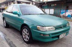 Toyota Corolla GLI AT - 93