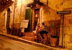 Sicily Street life