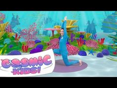 Norris the Baby Seahorse | A Cosmic Kids Yoga Adventure! - YouTube