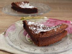 Gateau au chocolat sans beurre christophe felder