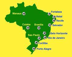 Salvador -  Arena Fonte Nova, Copa Mundial Brasil 2014. Paquetes Economicos Hacia Brasil 2014.  Follow us on Facebook to get Discounts on your nex trip! https://www.facebook.com/xelhareview or at http://xelhamexico.wordpress.com