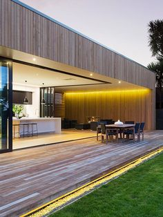 Commended residential new home over in the ADNZ Resene Architectural Design Awards: Open Home, Hamilton, by Noel Jessop Architecture. Modern Family House, Home And Family, Red Architecture, Resene Colours, Timber House, Cladding, Exterior Design, Modern Farmhouse, New Homes