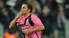 Alex Del Piero   Juve - roma 3 -0