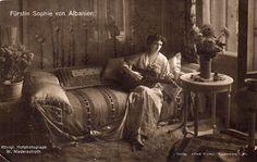 Sophie zu Wied, Queen of Albania