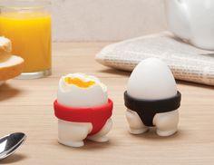 Sumo Egg Cups