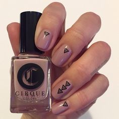 Cirque - Jane on Jane St., Konad - Black, Bundle Monster Plate - 605, Seche Vite - Dry Fast Top Coat