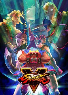 BIG Street Fighter V Update Juri, Urien, Balrog Playable in Story Mode - http://wp.me/p67gP6-7bZ