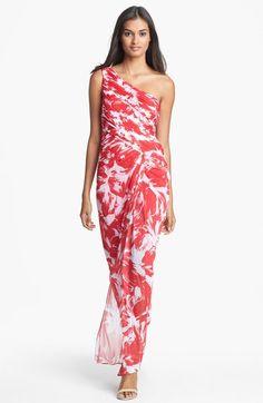 Long one shoulder summer dress. Visit our website stunningdresses.net
