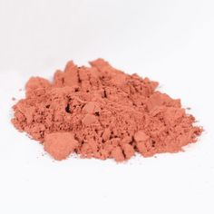 Dark Red Brazilian Clay is great for clay masks and cremes!