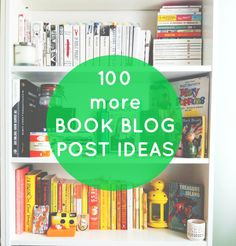 Vivatramp   •  UK Lifestyle & Book Blog: 100 More Book Blog Post Ideas | Books with Bee