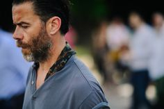 Pitti Uomo Street Style Proves that No One Is Better Dressed Than Italian Men Photos   W Magazine