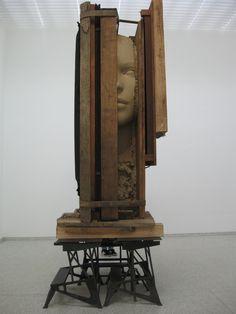 Mark Manders. Padiglione Olanda.