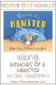 Are you teaching your students about personal narratives or memoirs in reading? Why not use this book as a mentor text! It's engaging and perfect for teaching about perspective! Your students will LOVE this book! Reading Lessons, Writing Lessons, Teaching Writing, Math Lessons, Teaching Tips, Upper Elementary Resources, Memoir Writing, Teacher Lesson Plans, Teaching Social Studies