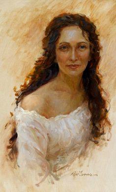 Self portrait Rene Snyman