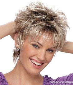 Incredible Ideas: Shag Hairstyles Over 50 bangs hairstyles black girl.Women Hairstyles Over 50 Pixie Cuts hairstyles Braided Hairstyles. Short Shag Hairstyles, Short Layered Haircuts, Pixie Haircuts, Hairstyle Short, Wedding Hairstyles, Messy Hairstyles, Blonde Hairstyles, Medium Shaggy Haircuts, Hairstyles 2018