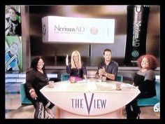 Nerium AD on The View! www.DreamIt.Nerium.com