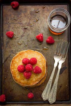 Cómo preparar Hot cakes multigrano