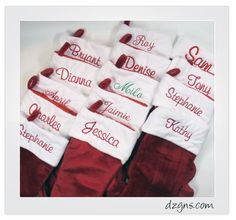 I know thousands of embroidery machines will be humming right up until December 24th. So here's how to handle tricky faux fur – a favorite last minute gift item. Scroll lettering has a tendency to ...