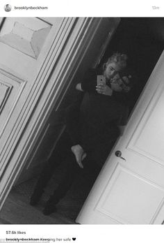 Brooklyn Beckham carries girlfriend Chloe Grace Moretz