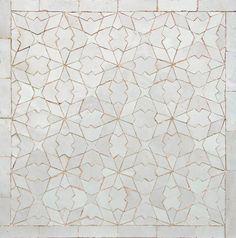 design | materials - carreaux zellige