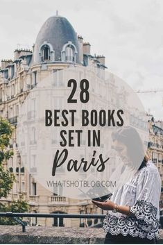 28 Best Books Set in Paris, the City of Light. Some are French books by French authors, others are simply set in Paris, but you can be sure these reads are all perfect for Francophiles. Be transported to the streets of Paris through the pages of a book! Book Club Books, Book Lists, Good Books, Reading Lists, Reading Den, Book Challenge, Reading Challenge, Must Read Novels, Books To Read