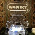 Few things make us happier than seeing the Wowzer logo in an ice sculpture. #hrtechconf