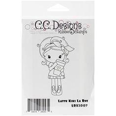 C.C. Designs La Rue Cling Stamp, 3.5 by 2.25-Inch, Latte Kiki C.C. Designs http://www.amazon.com/dp/B00KKUZVU4/ref=cm_sw_r_pi_dp_EUqswb0ZFWEP3