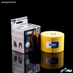 ARES KINESIOLOGY TAPE www.aresports.com