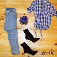Viste a la moda, viste #DressDie 💁🏻✨ #Outfit completo disponible en nuestra tienda del #ccpiedemonte ¡Visítanos! #fashiondress #fashionlifestyle