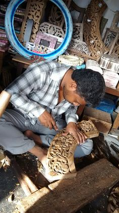 The Woodcarvers of Bandra SV Road