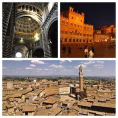It's hard not to fall in love with Siena. This thoroughly-medieval city  has so much to offer
