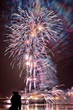 Love brings us fireworks...by Tim Caynes